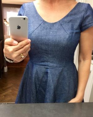 2nd as dress