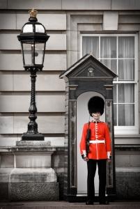 Buckingham Palace Guard